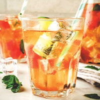 Red Jubilee – A Watermelon & Lemon Iced Tea