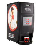 Nestle Spectra Double Option Coffee Machine