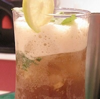 Basil Iced Tea Recipe for Cold Beverage Vending Machine