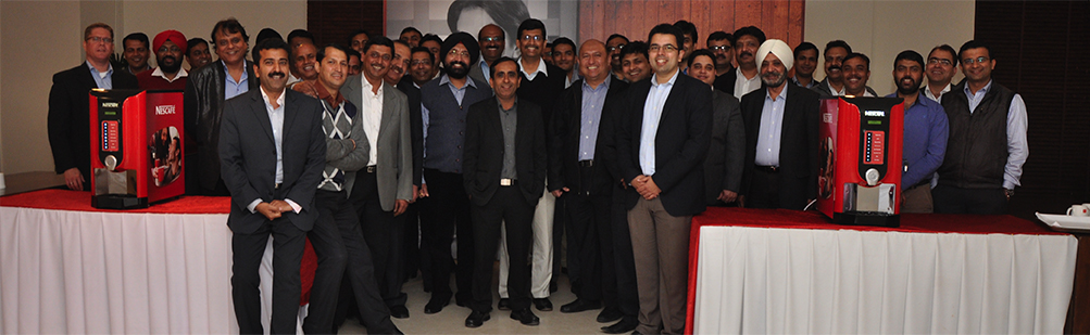 Nestle Professional India Team
